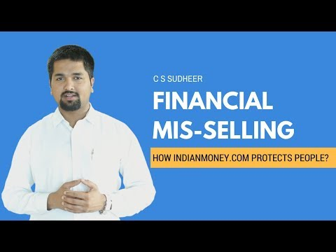 How IndianMoney.com Protects Consumers from Financial Mis-selling