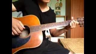 Vì một người - Ưng Đại Vệ [Guitar cover] by Bùi Thọ