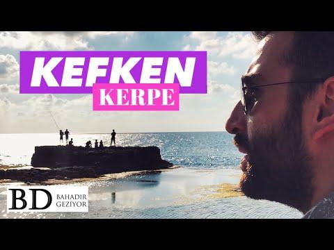 Kefken, Kerpe Gezisi, İstanbul'a Yakın...