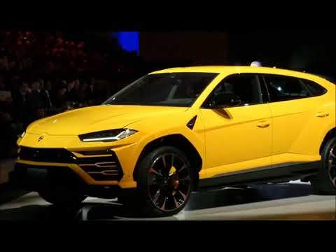 Lamborghini Urus 2018 Official vedio Presentation Extended Highlights