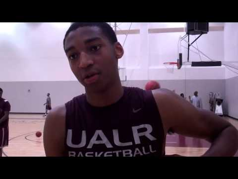 MBB: James White Player Preview Interview