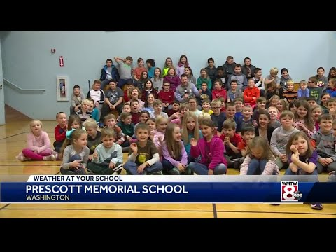 Weather At Your School: Prescott Memorial School