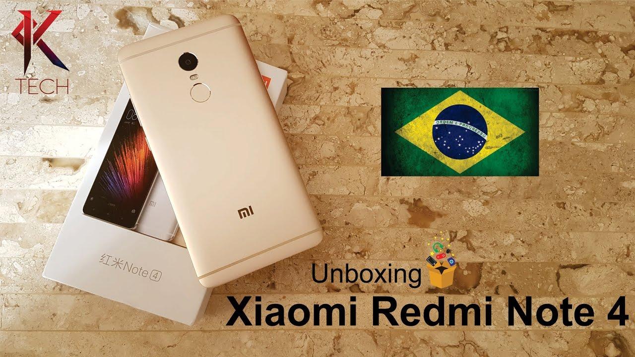 Redmi Note 4 Unboxing: Unboxing Xiaomi Redmi Note 4