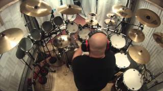 Rob Zombie - Feel So Numb - Drum Cover - AJ Nystrom