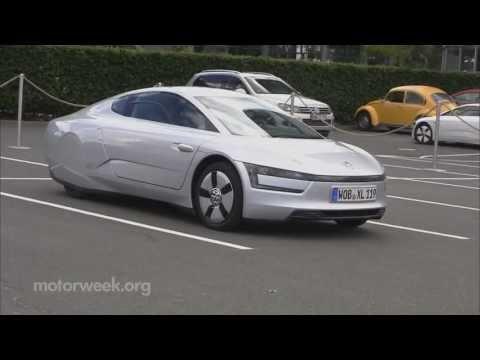 Car Keys: 2014 Volkswagen XL1