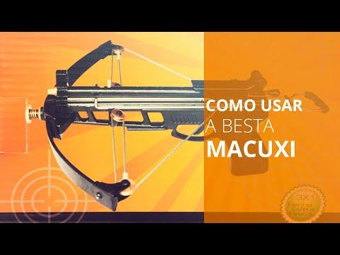 Instruções de uso Besta Macuxi -  Nautika Lazer