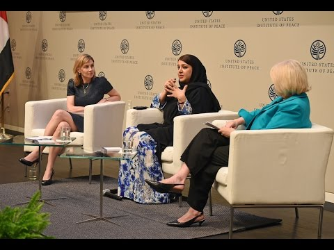 Download A Shared Global Vision for Women and Peacebuilding: 3rd Annual Sheikha Fatima Lectureship