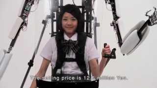 100万回再生突破!「パワードジャケットMK3」世界初の搭乗型パワードスーツ市販モデル-Powered Jacket MK3-