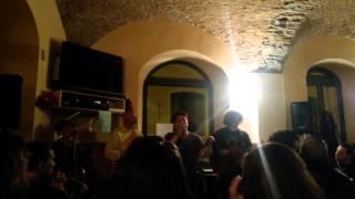 ONE TIME - Jam Session del 24 ottobre 2015  al Bar 11 Imperia