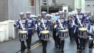 Steeple Defenders @ Portrush Sons Of Ulster 2014