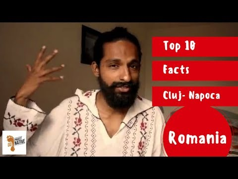 Top 10 Facts about Cluj-Napoca