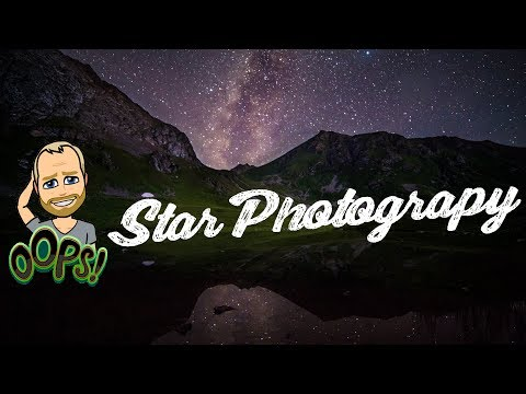 Did I mess up these Star Photos?   Star Photography Vlog in Kyrgyzstan