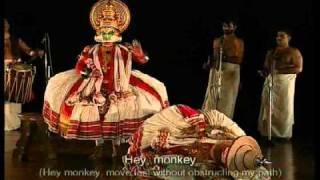 Kalyanasougandikam (Kathakali)
