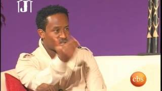 Jossy in Z House Show Interview with Artist Abel Mulugeta