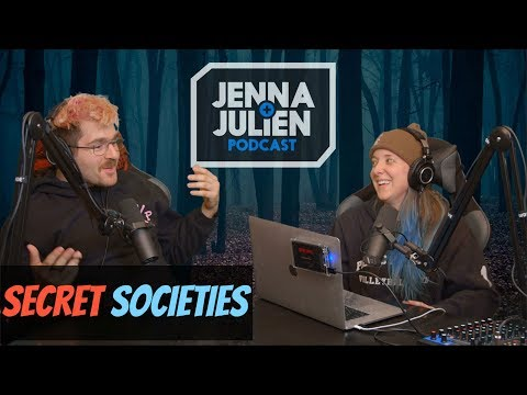 Podcast #180 - Secret Societies