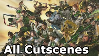 Dynasty Warriors 7 Shu - All Cutscenes