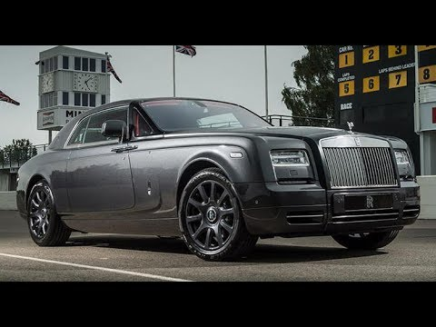 2018 rolls royce phantom coupe review youtube. Black Bedroom Furniture Sets. Home Design Ideas
