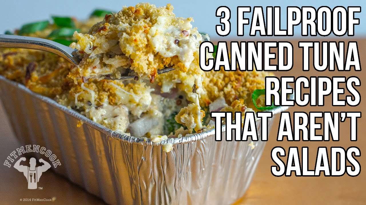 3 easy cheap canned tuna recipes that arent all salads 3 3 easy cheap canned tuna recipes that arent all salads 3 maneras usar atn enlatado youtube forumfinder Choice Image