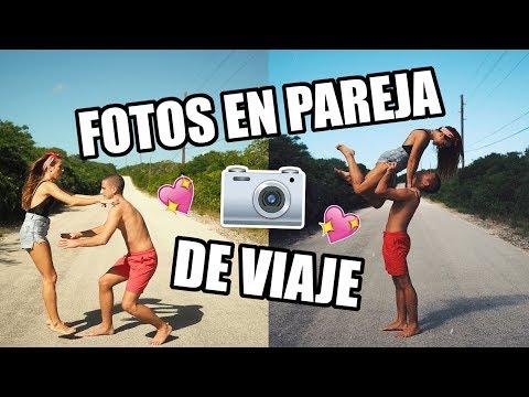 FOTOS EN PAREJA DE VIAJE + SORTEO CÁMARA!!  | @paulagonu #VLOGMAS #ADVIENTOPG4