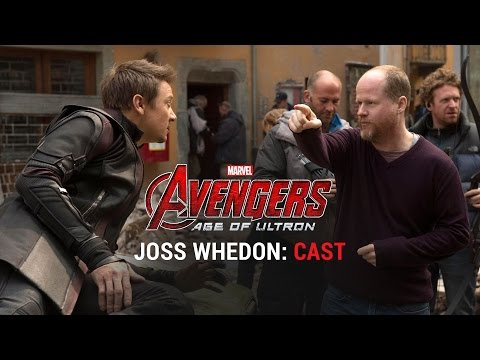 Joss Whedon on the cast for Marvel's Avengers: Age of Ultron Mp3