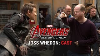 Joss Whedon On The Cast For Marvel's Avengers: Age Of Ultron