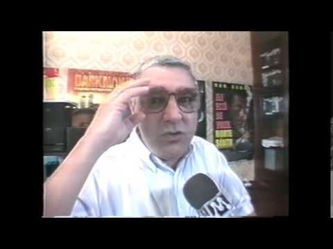 Dubladores no Programa 24 horas,na extinta Rede Manchete em 1998