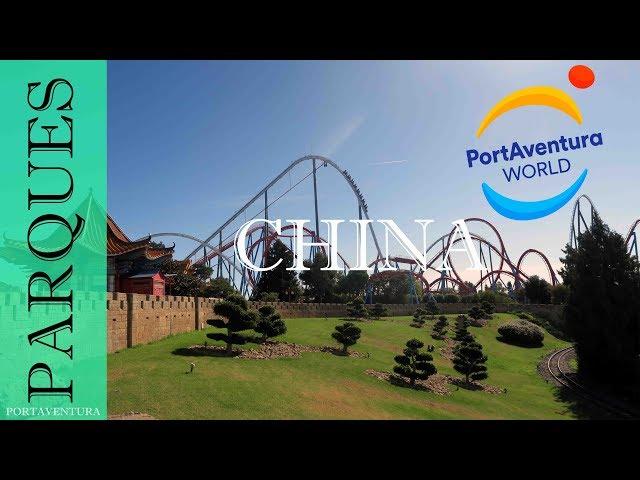 PortAventura Park Area China | Salou Tarragona