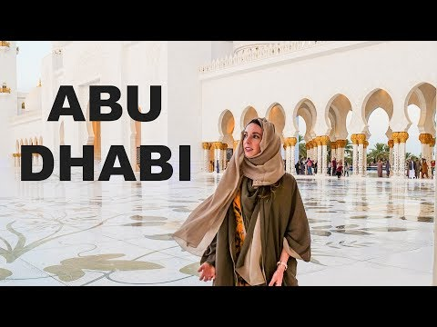 Best Things to do in Abu Dhabi | hotels, restaurants, & thin