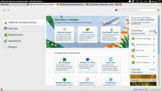 AnonimoX Firefox cuida tu privacidad en internet Ubuntu, Windows etc.