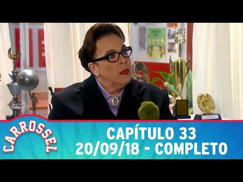 Carrossel | Capítulo 33 - 20/09/18, completo