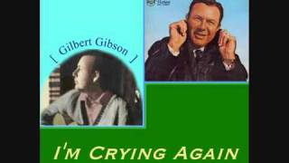 Jim Reeves Im Crying Again YouTube Videos