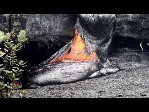 6 13 13 Lava Flow Hawaii Kilauea Volcano Lava Flow Nikon D800