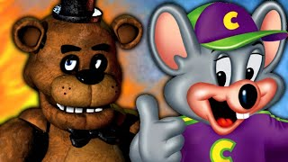 Can Freddy Fazbear Save Chuck E. Cheese?