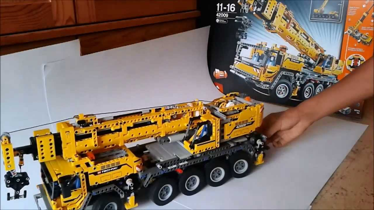 Lego Technic 42009 Review Hd Youtube