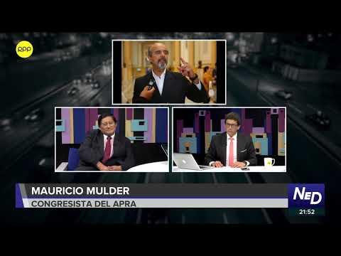 Juan Pari arremete contra Mauricio Mulder y este le responde