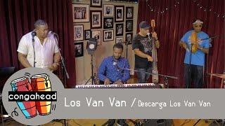 Los Van Van perform Descarga Los Van Van