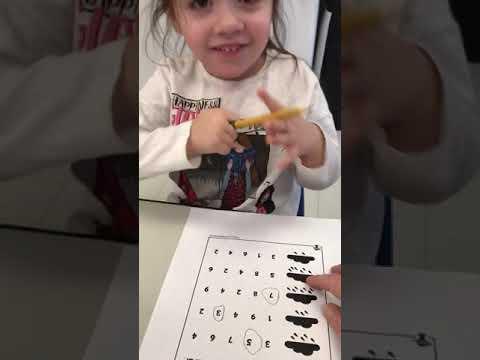 AM2PM Childcare Learning Center Preschool Math Kindergarten Readiness