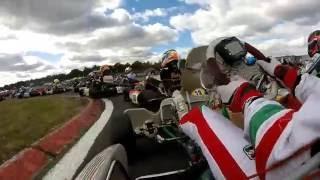 Championnat de France de Karting KZ2 à Salbris