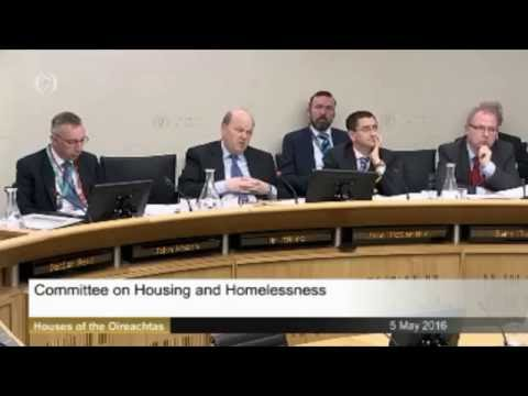 Discussions With The Finance Minister Michael Noonan Part 2