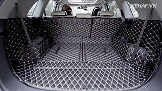 Tìm hiểu thảm lót sàn lót cốp ô tô cao cấp giá phải chăng |XEHAY.VN|