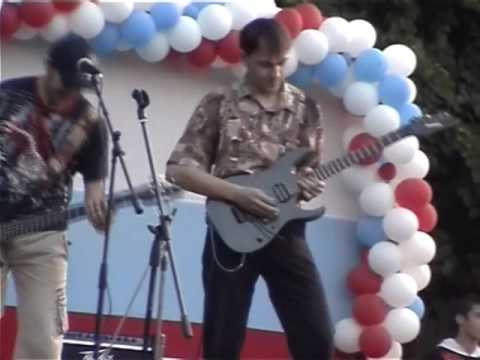 Оштен - концерт в гор.парке г.Майкоп (2007)