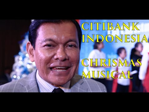 CITI CHRISMAS  MUSICAL : CITIBANK INDONESIA & YPU