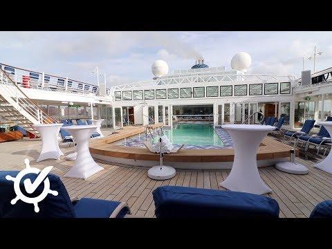 Noch mehr Luxus! MS Europa nach der Werft (Hapag-Lloyd Cruises, 2017)