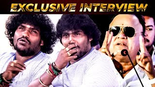 Yogi Babu trolled Radha Ravi   Director Sam Anton Reveals for First Time   100 The Movie
