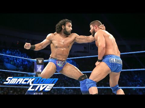 Bobby Roode vs. Jinder Mahal - United States Title Tournament Final: SmackDown LIVE, Jan. 16, 2018