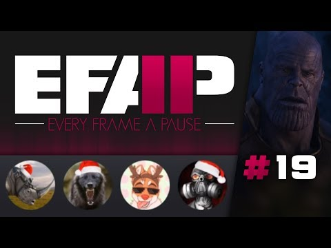 EFAP #19 - RE: 'Everything Wrong With Avengers: Infinity War' - With SinsSins