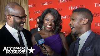 Viola Davis On Her Friendship With Meryl Streep: 'We Just Clicked' | Access Hollywood