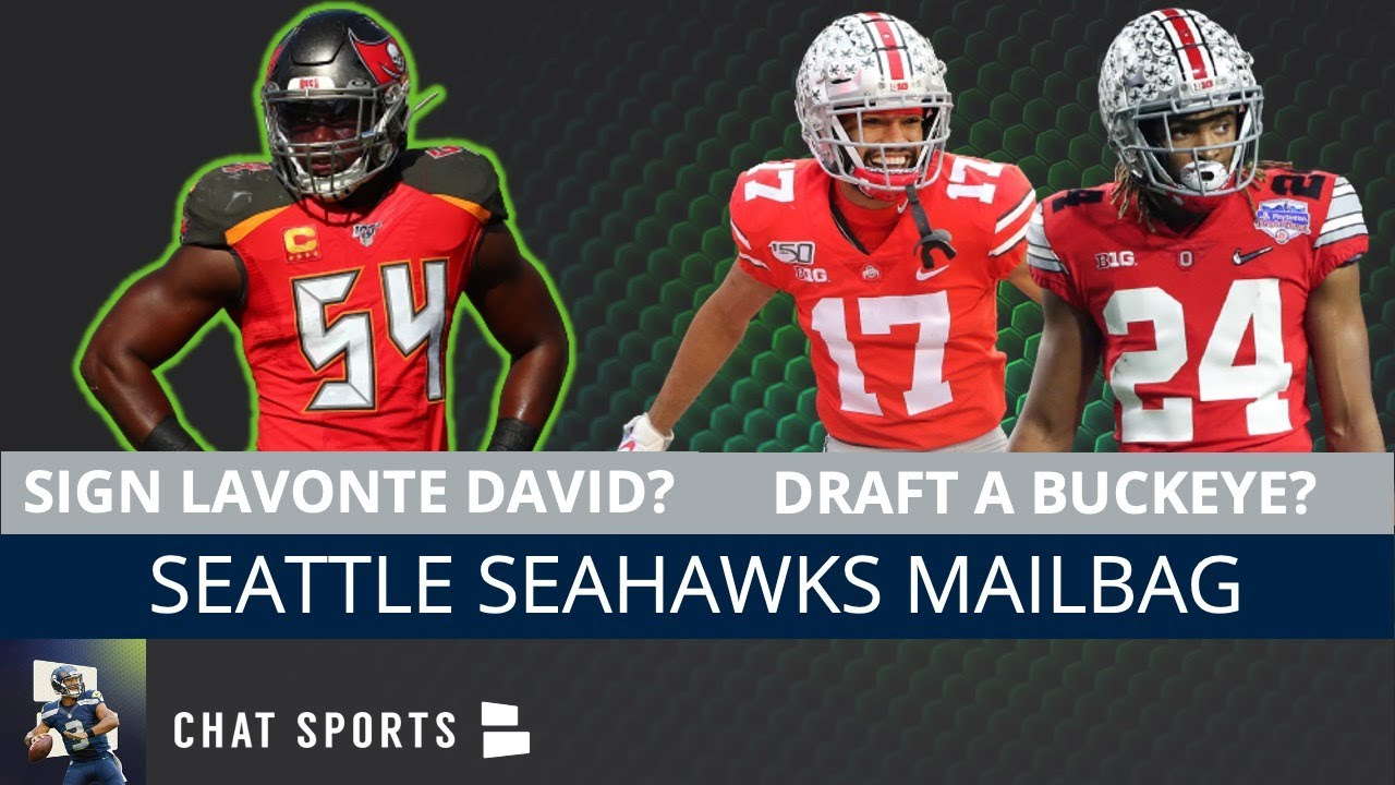 Seattle Seahawks Rumors: Sign Lavonte David? + Seahawks Draft Targets From Ohio State? | Mailbag