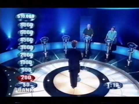 Weakest Link (Australia) - First Group With $10,000 Round