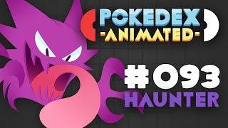 Pokedex Animated - Haunter